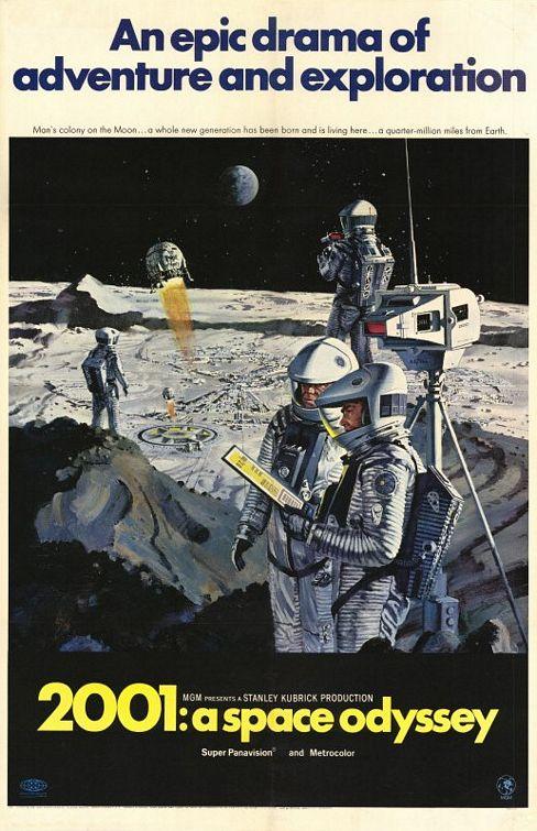 رحلة الفضاء 2001