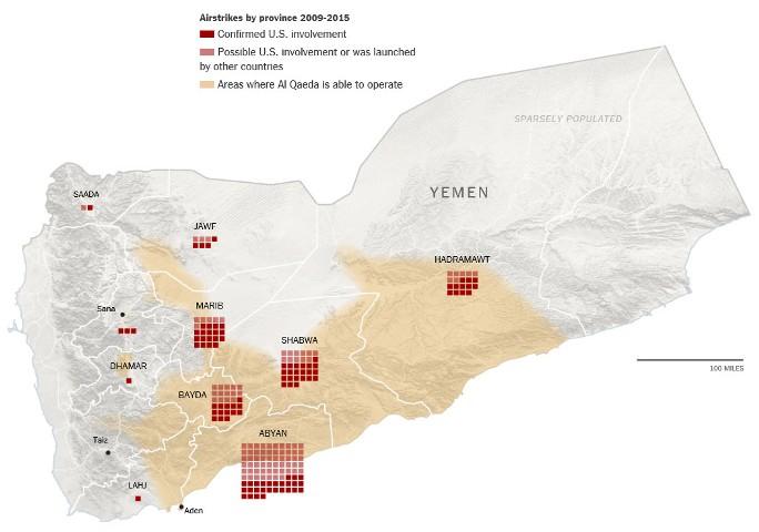 قوس القاعدة في اليمن