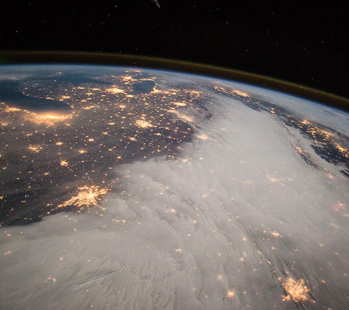 محطة,الفضاء,الدولية,ناسا,الأرض