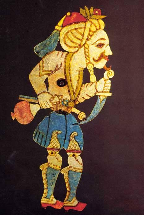 الكاراجوز في العهد العثماني