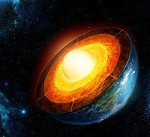 قلب الأرض