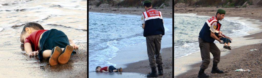 إيلان كردي، غرق لاجئين، تركيا