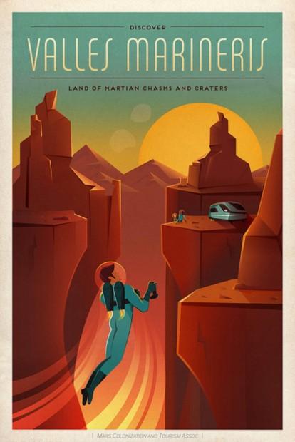 استعمار المريخ سبيس إكس