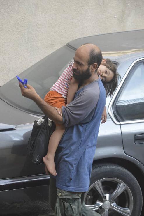 بائع الأقلام السوري في بيروت