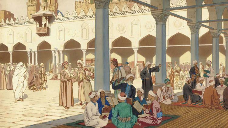 استشراق، الجامع الأزهر، جامعة الأزهر