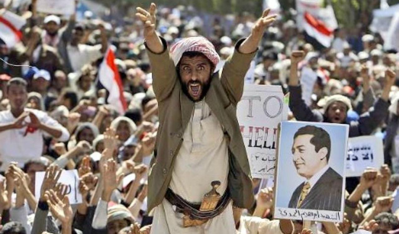 مظاهرات باليمن فى مارس 2011