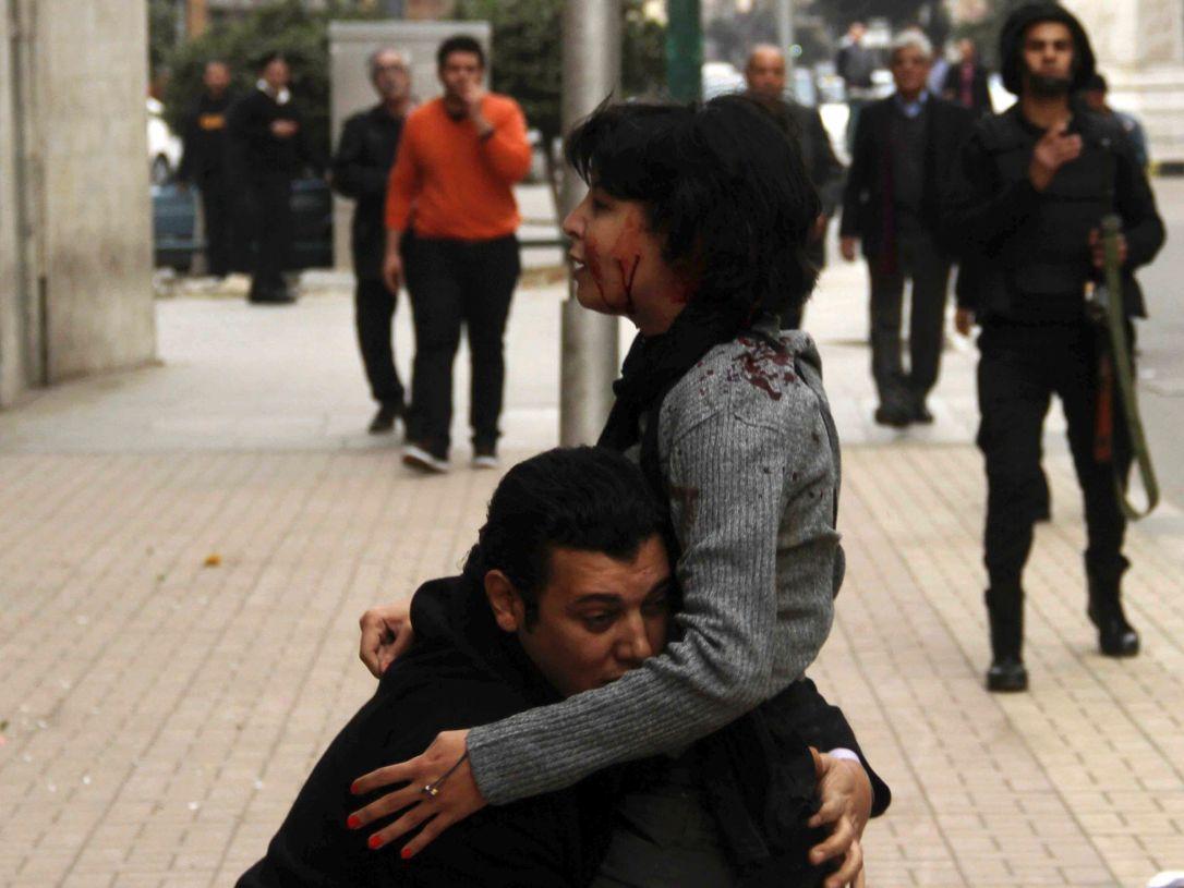 مقتل شيماء الصباغ فى 24 يناير 2015