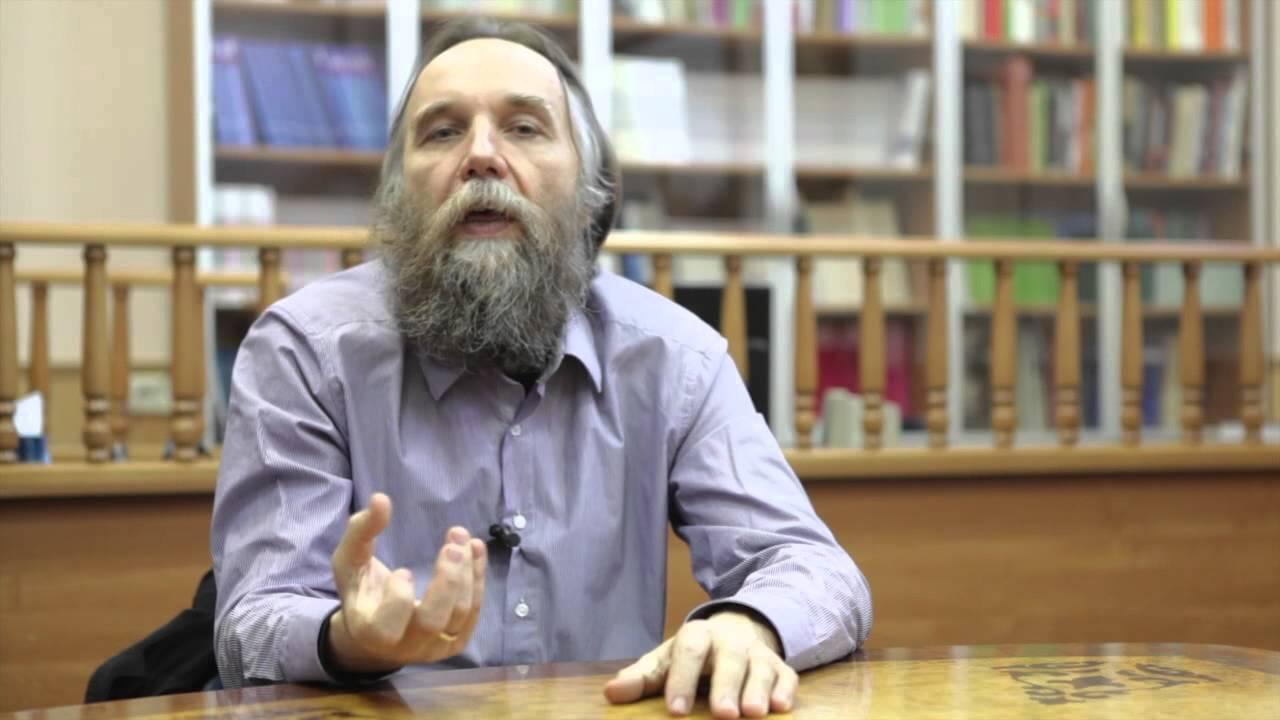 المنظر اليميني الروسي ألكساندر دوجين