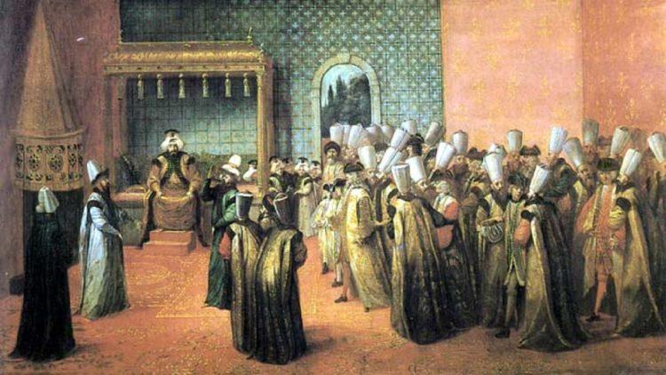 نتيجة بحث الصور عن سليم الثالث بن مصطفى الثالث