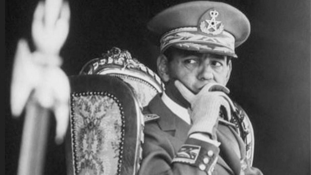 الحسن الثاني ملك المغرب