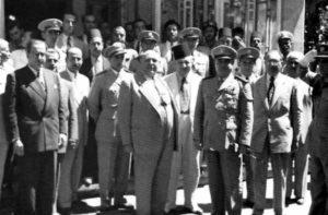رئيس سوريا حسني الزعيم في لبنان