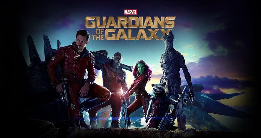 فيلم Guardians of The Galaxy