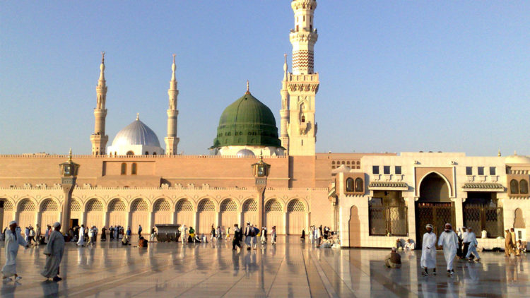 المسجد النبوي, مسجد