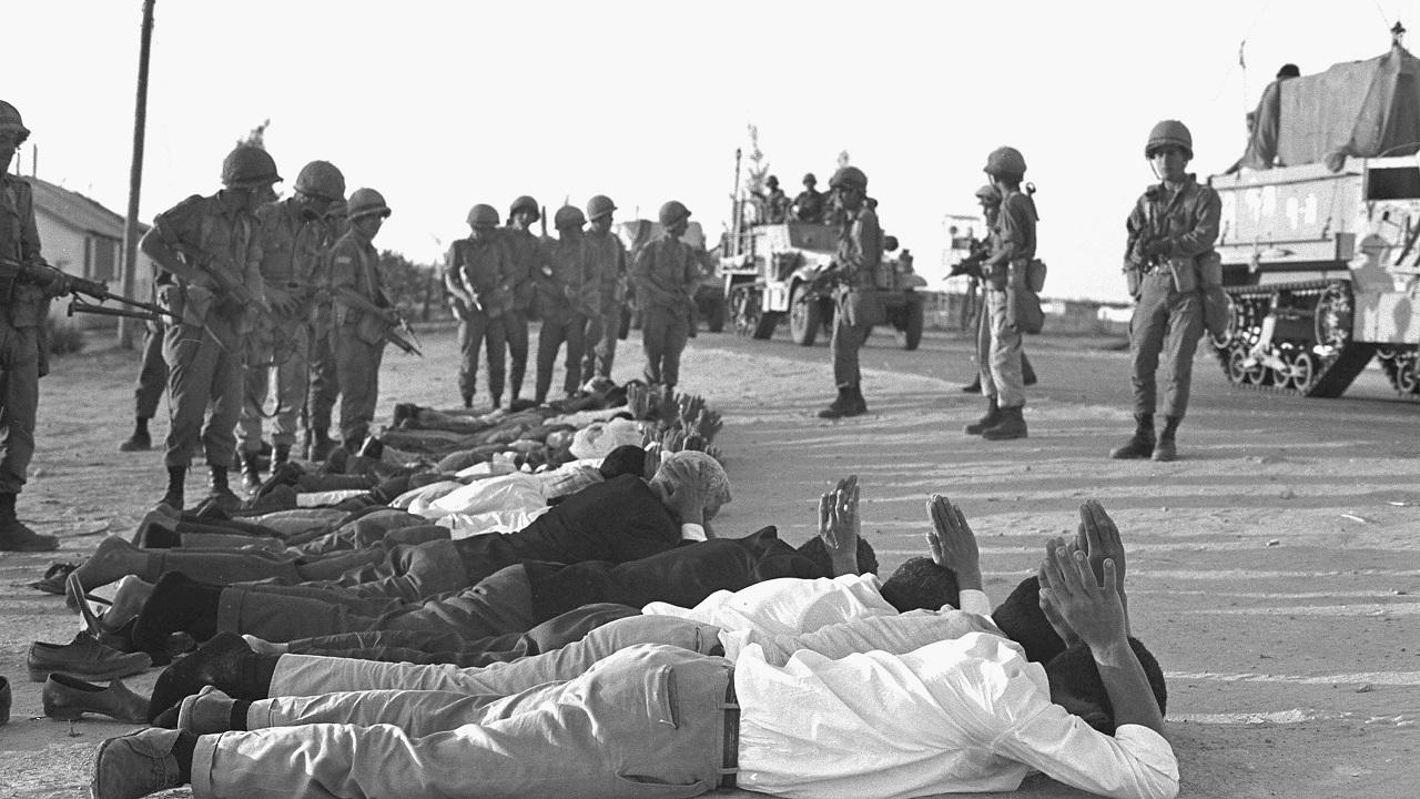 نتيجة بحث الصور عن أسرى مصريين 1967