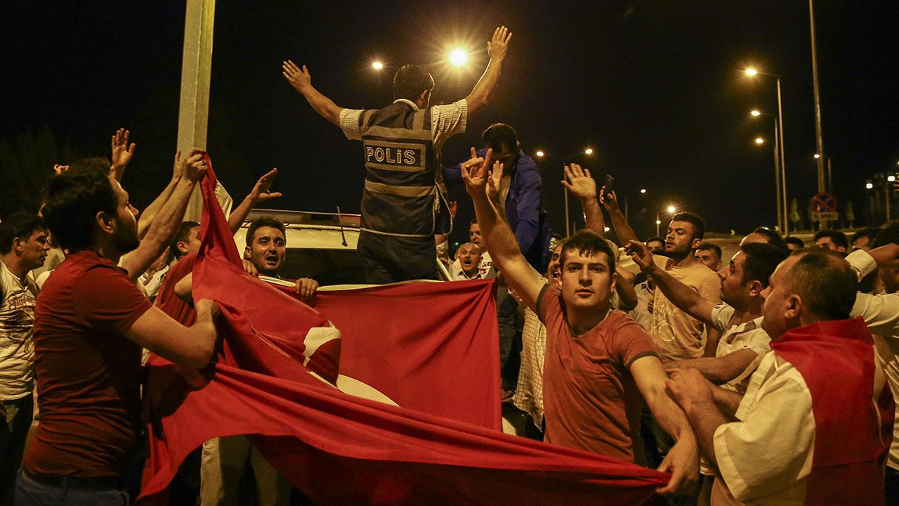 انقلاب، تركيا، العدالة والتنمية، أردوغان