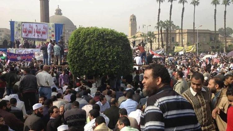 مليونية الشرعية والشريعة, مصر