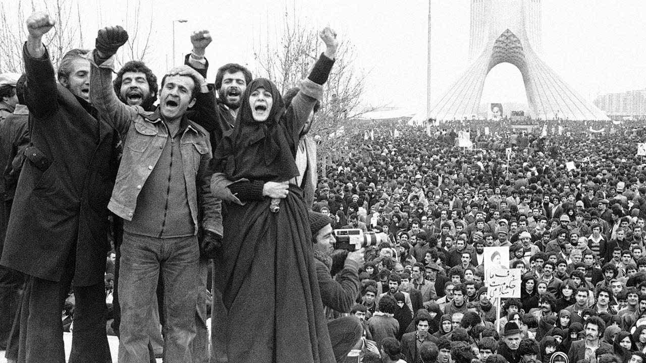 إيران، شيعة، الثورة الإسلامية، الخميني