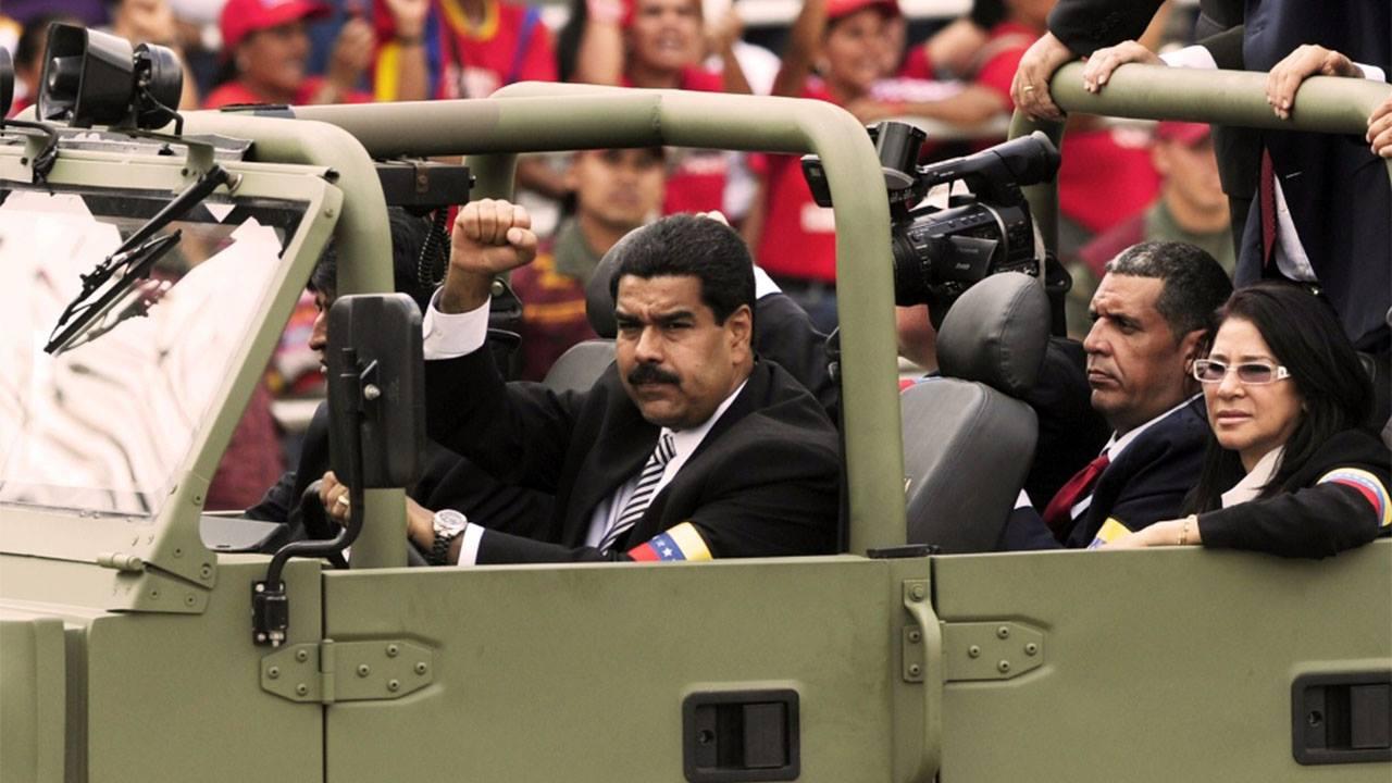 فنزويلا, نيكولاس مادورو, الرئيس الفنزويلي