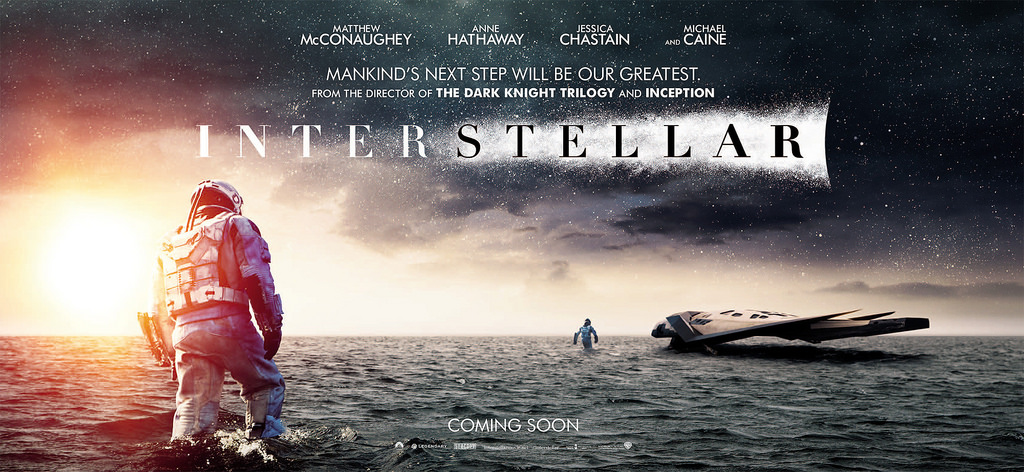 فيلم interstellar