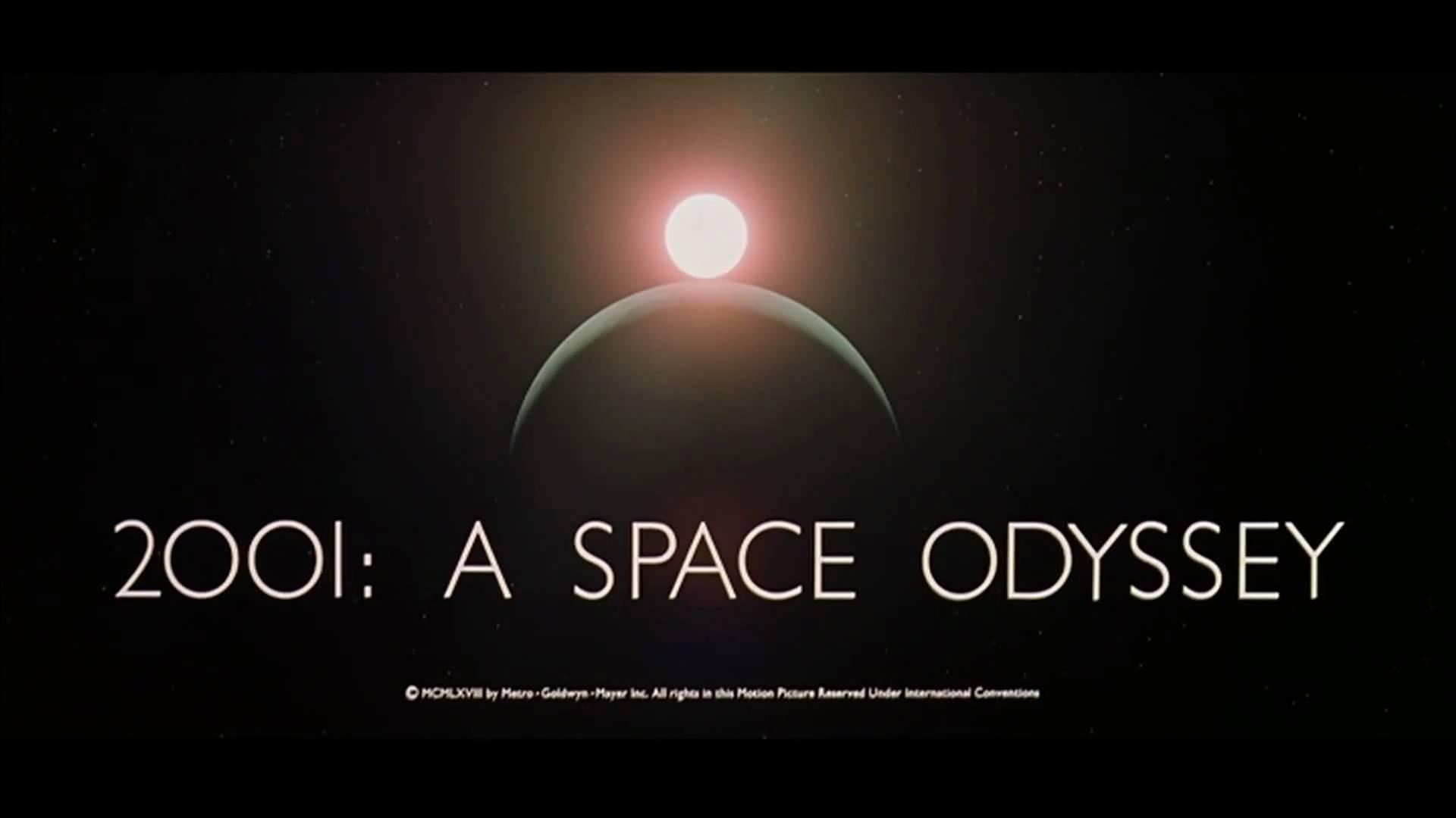 فيلم space odyssey
