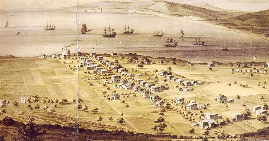 المستعمرة الألمانية في حيفا