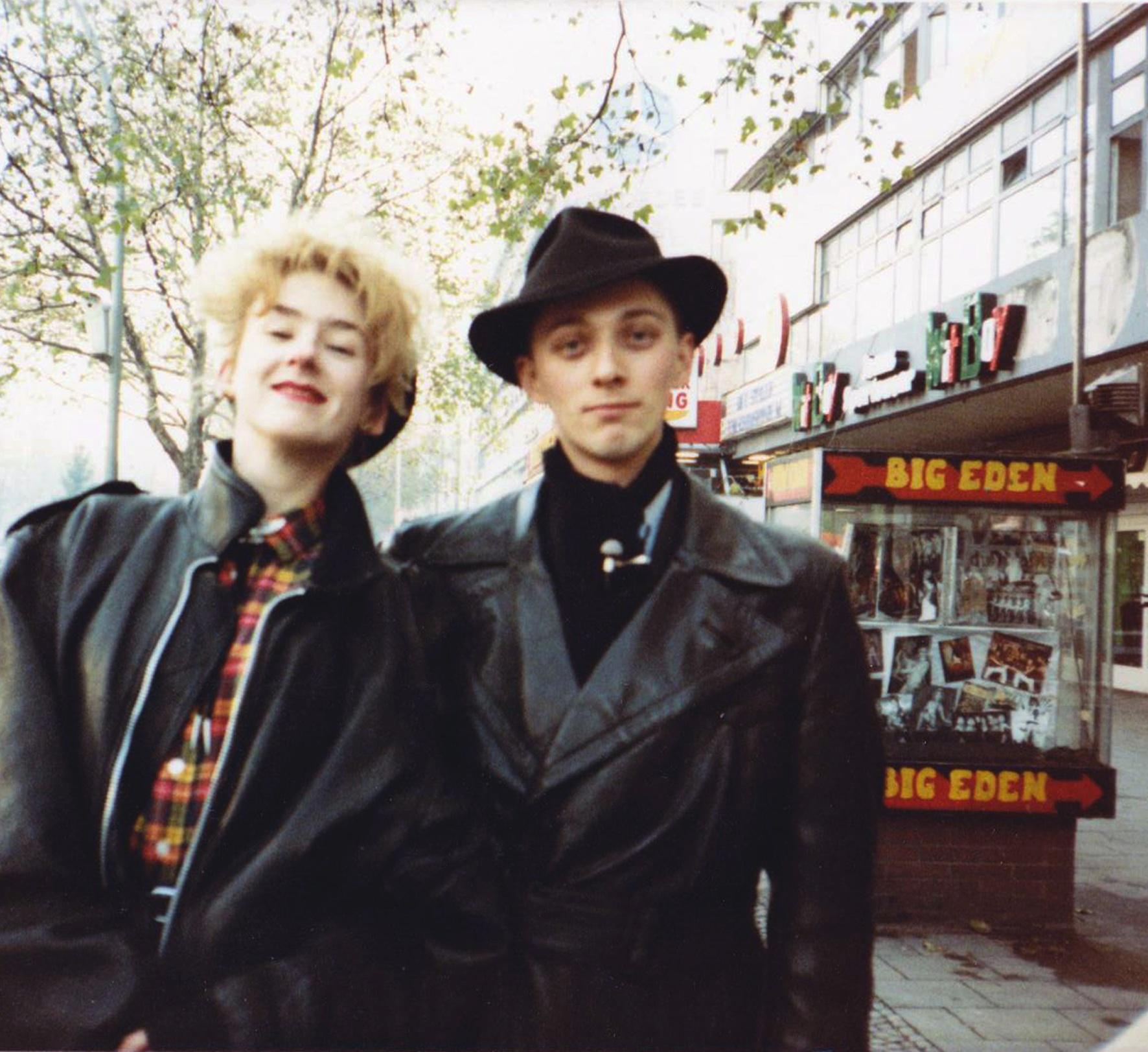 من فيلم الصوت فى برلين الغربية