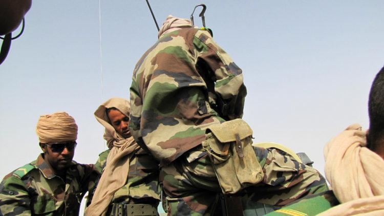 موريتانيا، نواكشوط، القاعدة