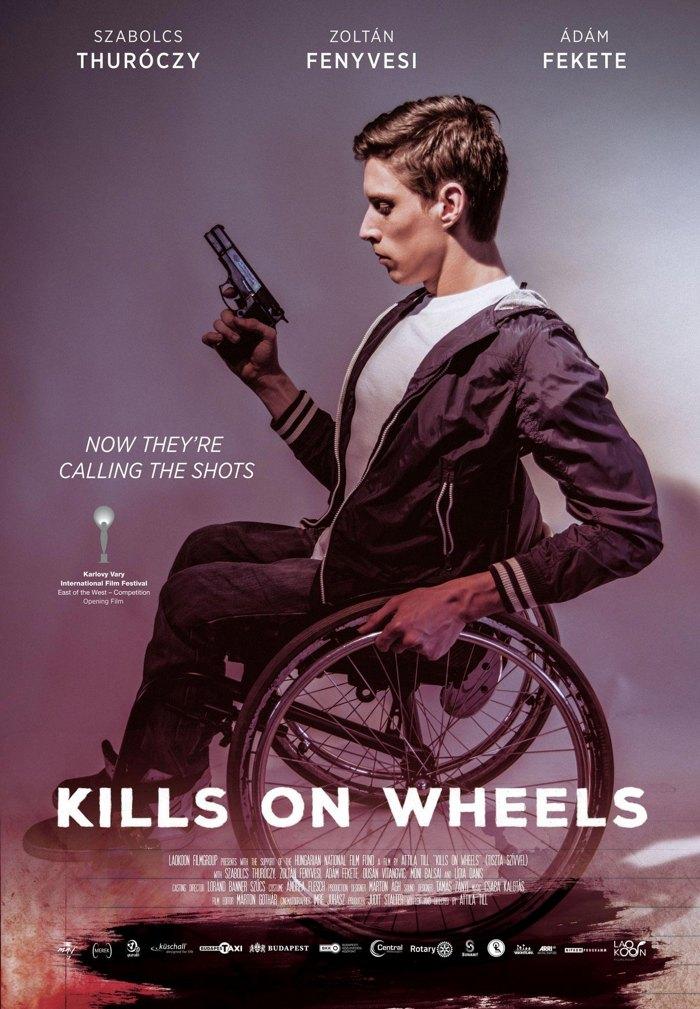 """الفيلم المجري """"Kills on Wheels"""""""