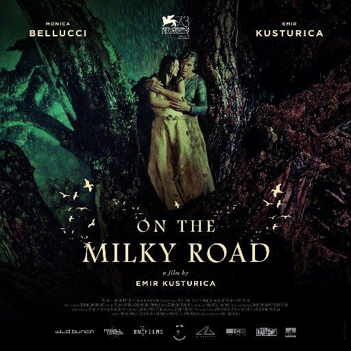 """الفيلم الصربي """"on the milky road"""""""
