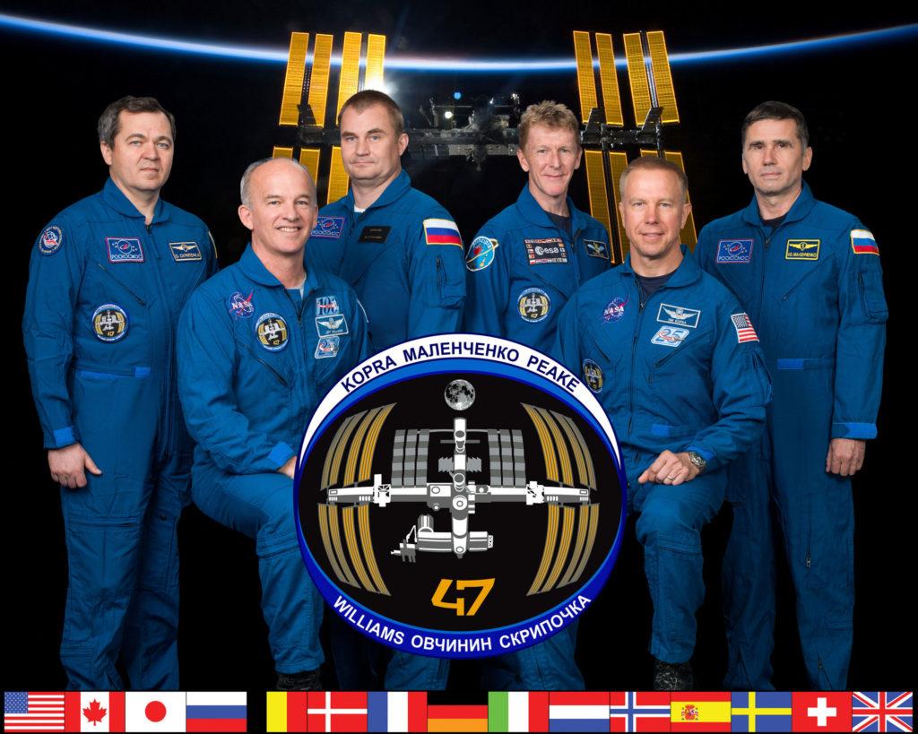 البعثة 47 محطة الفضاء الدولية
