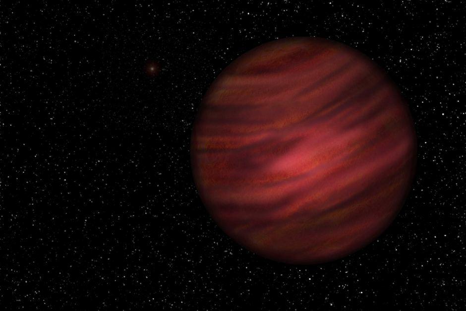 كوكب نظام شمسي