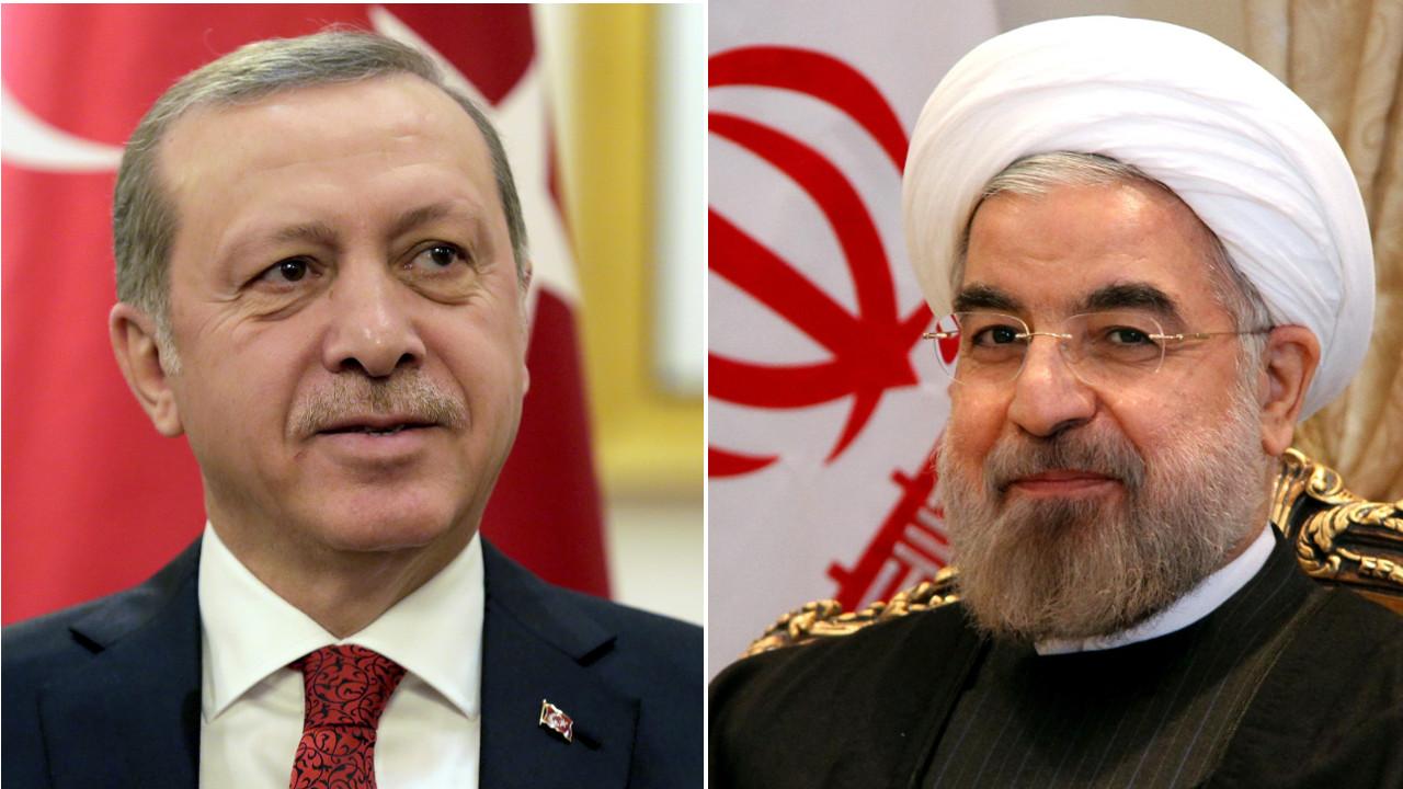 حسن روحاني، رجب طيب أردوغان