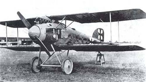 الباتروس دي2، إحدى طائرات الحرب العالمية الثانية