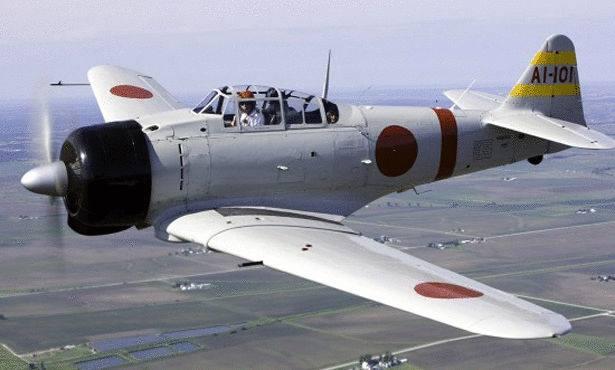 متسيوبيشي A6M زيرو اليابانية