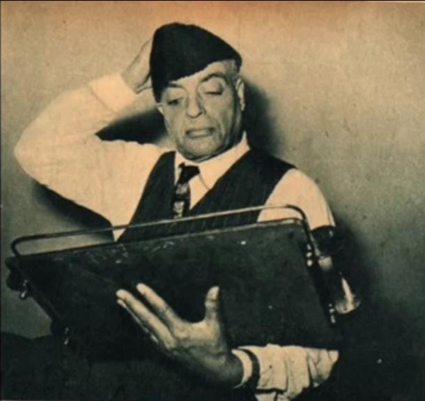 الشيخ زكريا أحمد