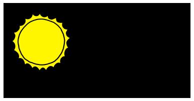 الشمس الأرض