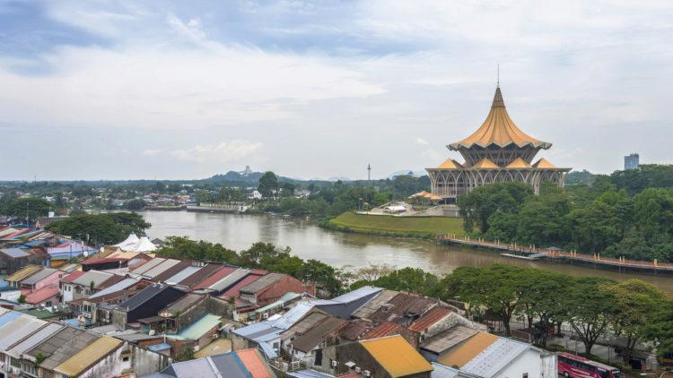 كوتشينغ، ساراواك، ماليزيا