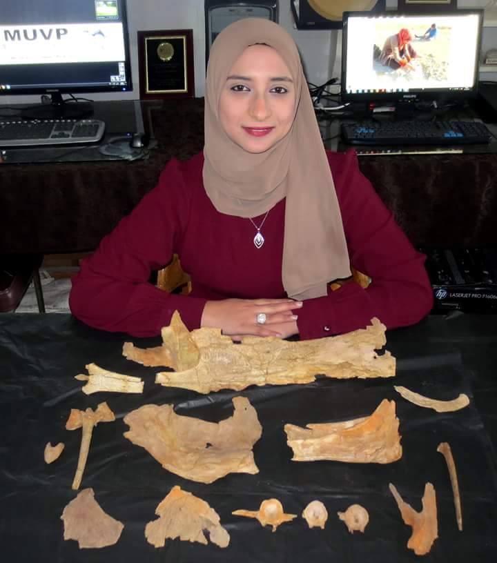 الباحثة المصرية سناء السيد