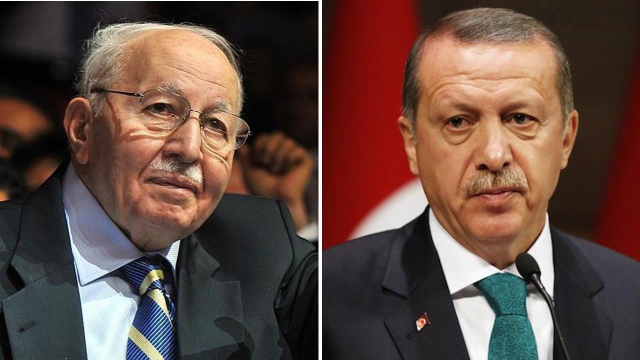 رجب طيب أردوغان، نجم الدين أربكان، تركيا