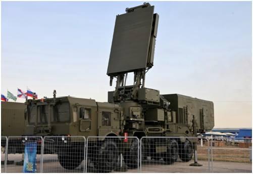 وحدة 96L6 للكشف عن الأهداف شاهقة الأرتفاع