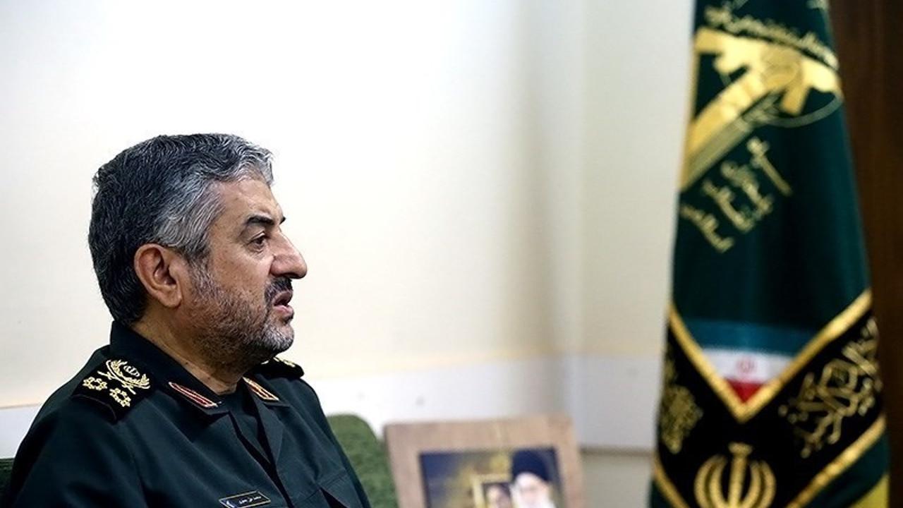 محمد علي الجعفري، إيران، الحرس الثوري الإيراني