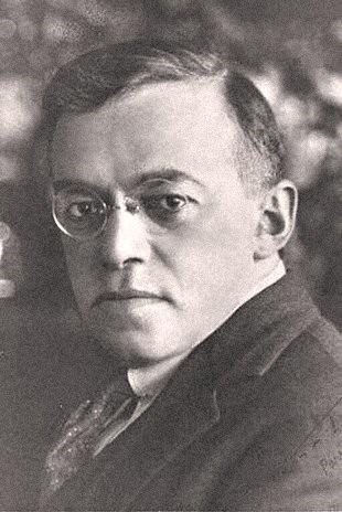 زئيف جابوتنسكي، مؤسس الحركة التصحيحية