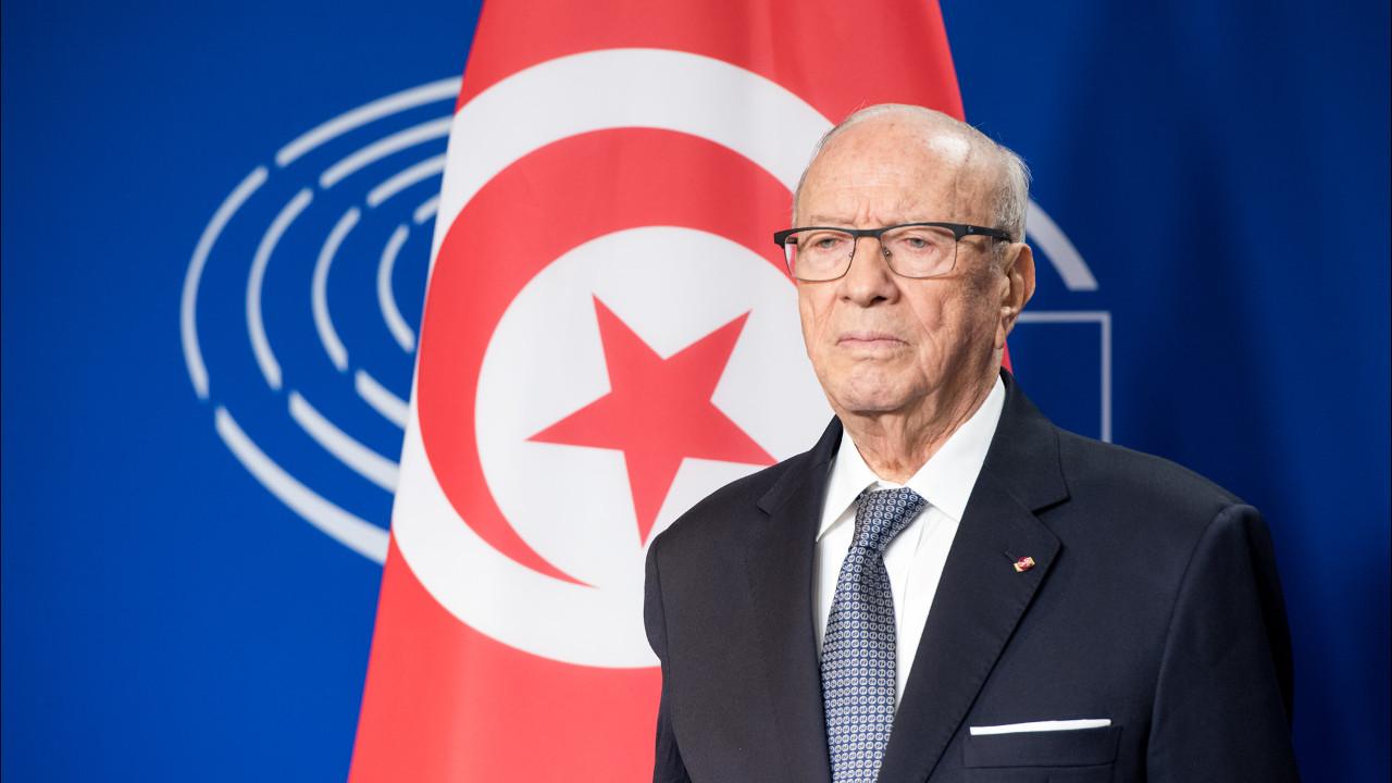الباجي قايد السبسي، تونس
