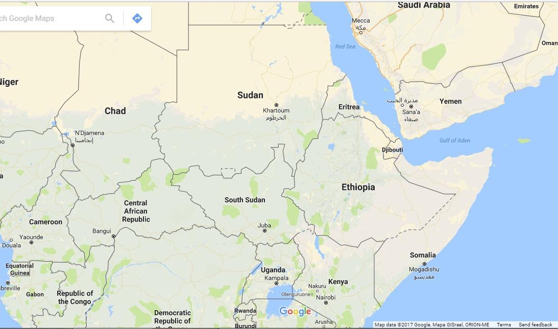 إثيوبيا، منطقة القرن الأفريقي
