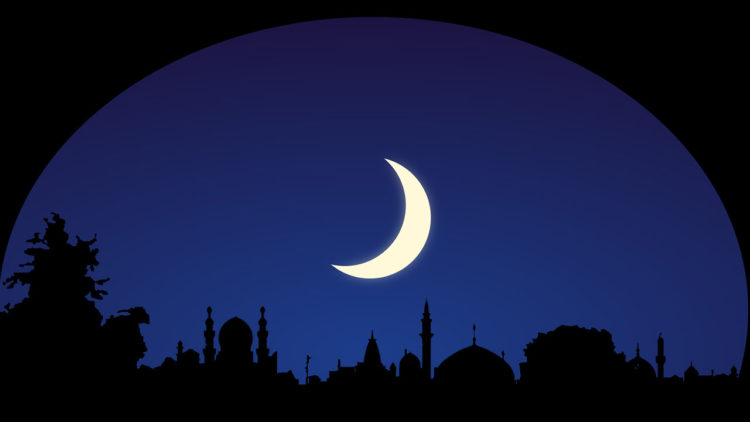 هلال استطلع رؤية هلال شعبان هلال رمضان