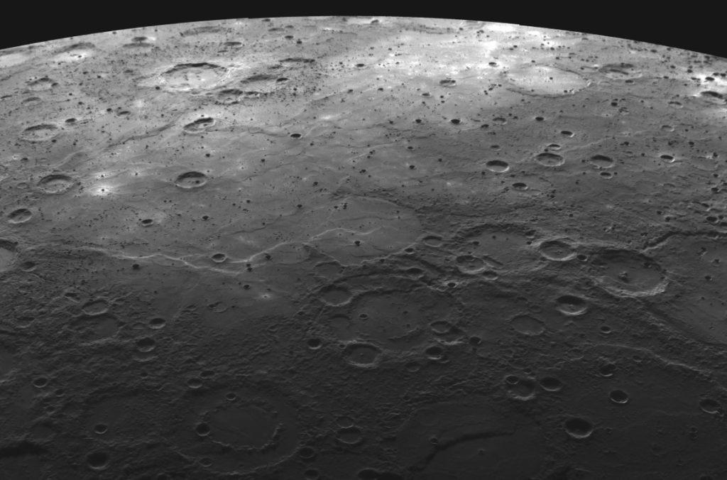 كوكب عطارد المجموعة الشمسية