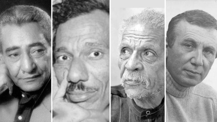 أمل \نقل، نزار قباني، أحمد فؤاد نجم، عبدالرحمن الأبنودي