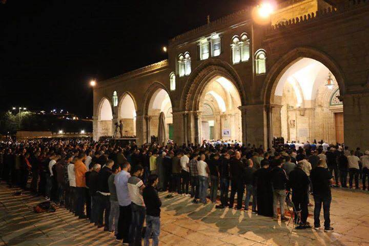 فلسطين، رمضان