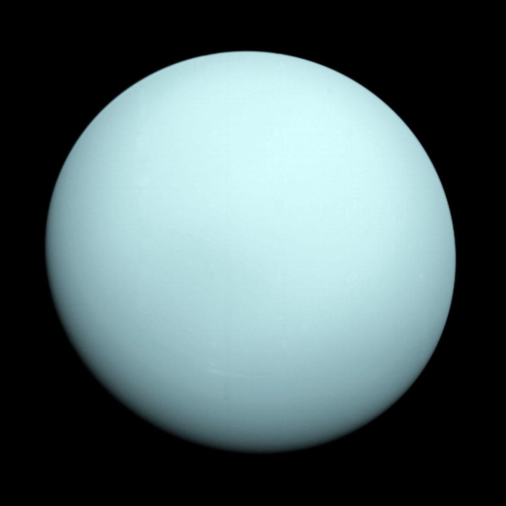 أورانوس كواكب المجموعة الشمسية
