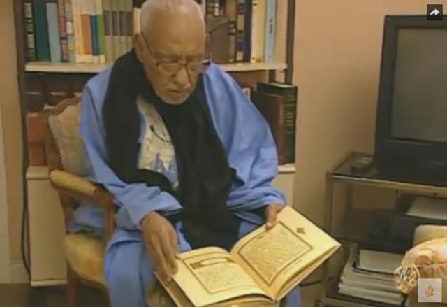 المختار ولد داداه، موريتانيا